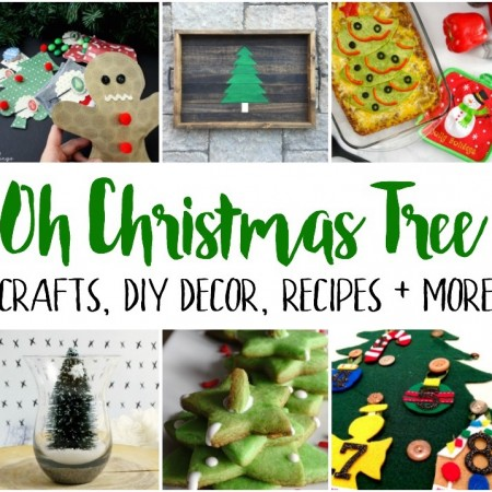 Christmas tree crafts diy decor recipes and more