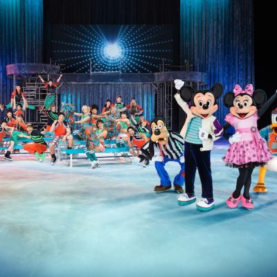 Disney on Ice Follow Your Heart Ticket Giveaway
