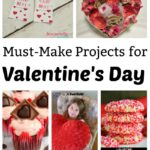 must make Valentine crafts and recipes great DIY ideas and tutorials copy