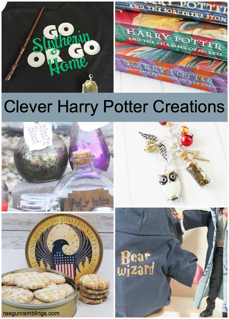 DIY Magical Congress Tin Butterbeer Cookie recipe, Potions Labels and other clever harry potter creations