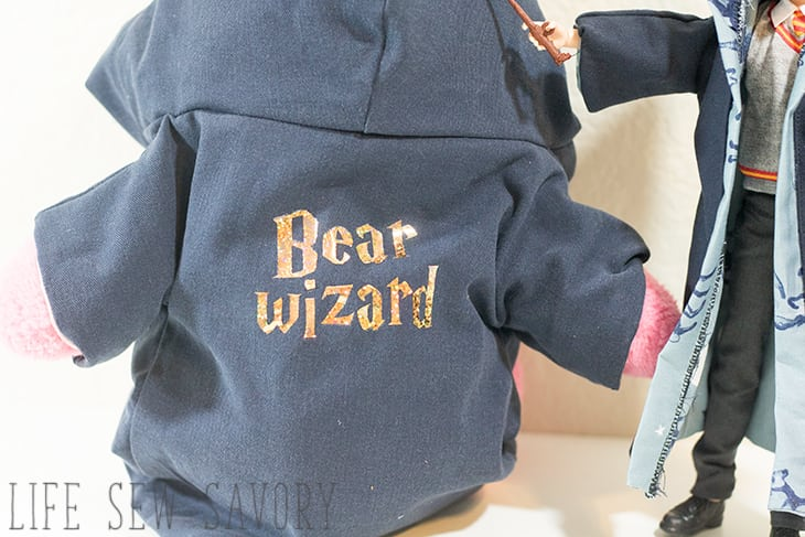 Doll-wizard-Robes tutorial and pattern