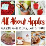 must make apple projects and recipes