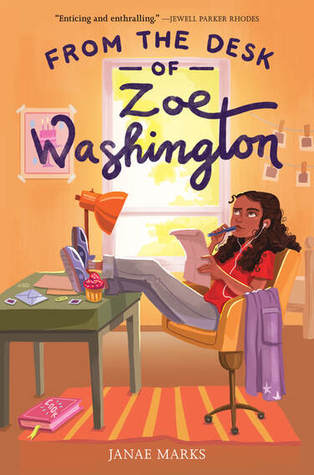 From the Desk of Zoe Washingto by Jane Marks