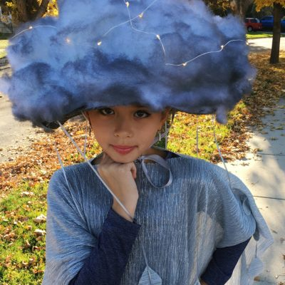 How to Make a Cloud Costume