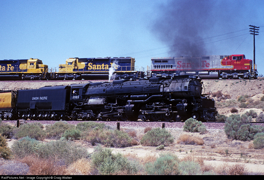 Pacific Union Railpictures California 3985