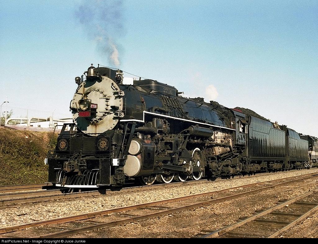 2 8 Locomotive Steam 8 2