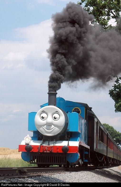 Trainz Strasburg Thomas