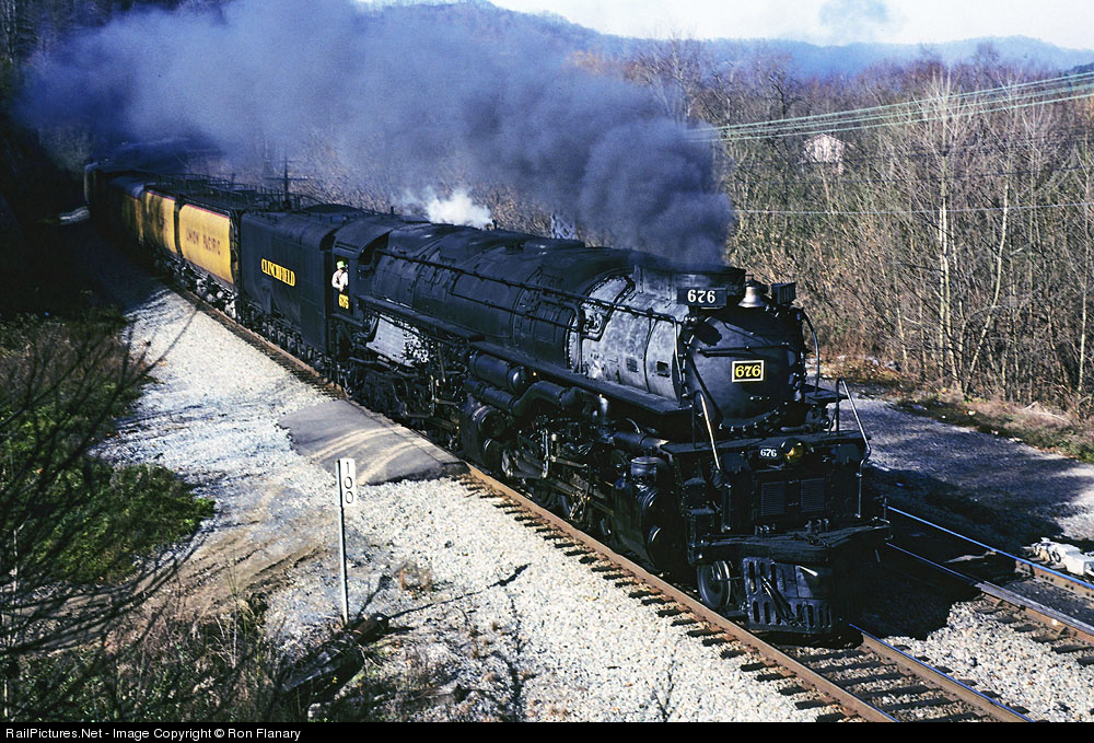 steam locomotives on sand patch grade - 1000×660