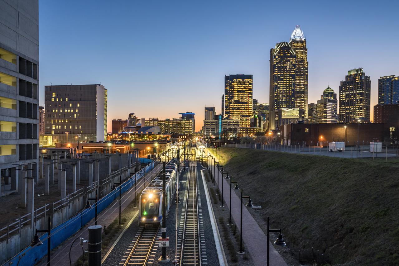Charlotte Light Rail