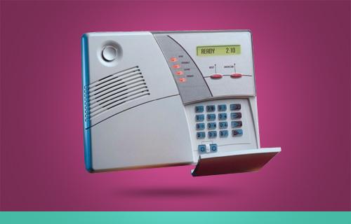Cctv Alarm System