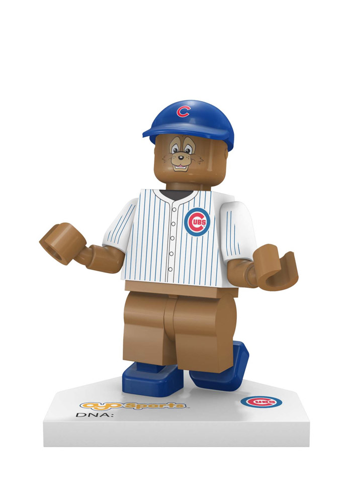 Chicago Cubs Clark the Cub Clark the Mascot Generation 5 Collectible     Chicago Cubs Clark the Cub Clark the Mascot Generation 5 Collectible Player  Oyo