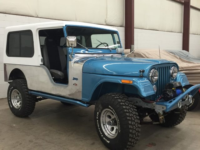 Half Tj Hard Wrangler Top Jeep