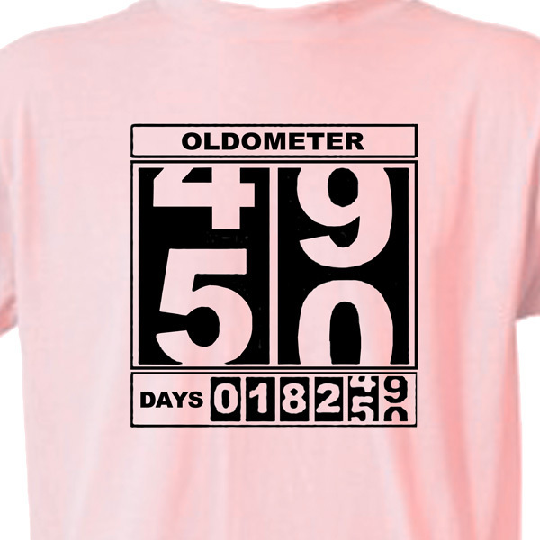 Funny 50th Birthday Group Shirts