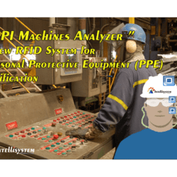 (Italian) DPI Machines Analyzer – A new RFID System for Personal Protective Equipment (PPE) Verification