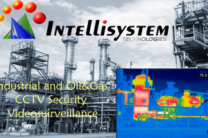 (English) Industrial and Oil&Gas CCTV Security Videosuirveillance