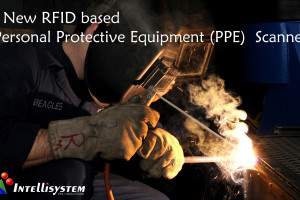 "A New RFID based ""Personal Protective Equipment (PPE) Scanner"""