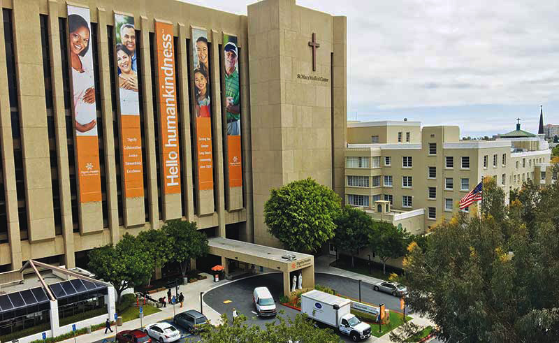 Dignity Health-St. Mary Medical Center Announces New Chief ...