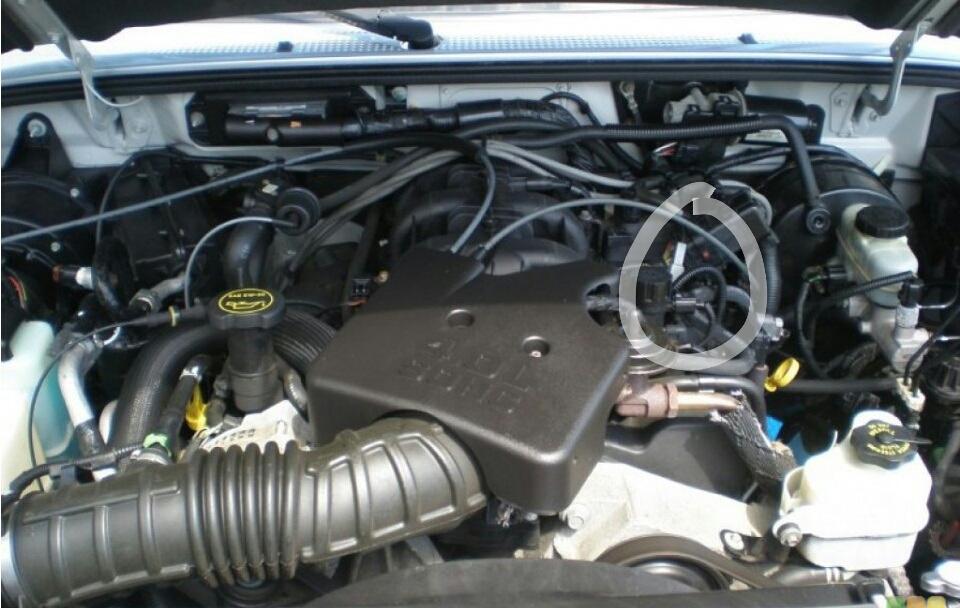 Spark Ranger Firing Order 40l Plug 1994 Diagram Ford