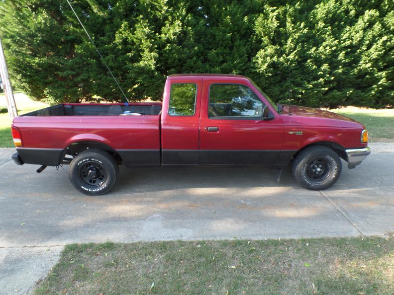 Tire Ford Holder Ranger