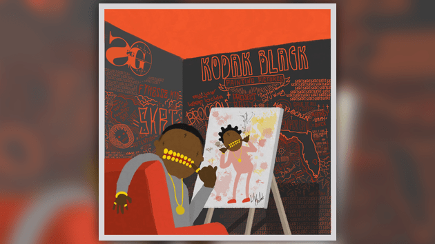 Kodak Black   Painting Pictures  Album Stream    Rap Favorites While Kodak Black currently remains behind bars for violating probation  he  won t let that slow him down as he returns tonight with his debut album