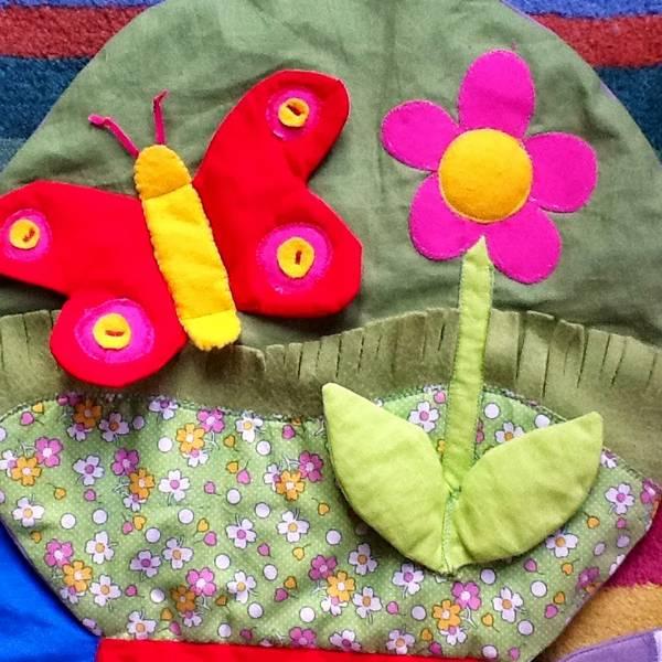 孩子地毯用自己的手开发