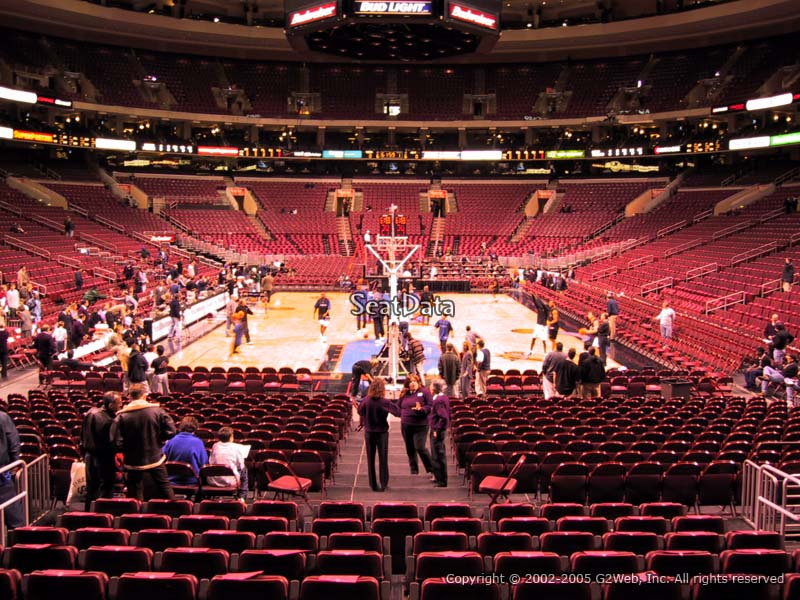 Wells Fargo Center Basketball