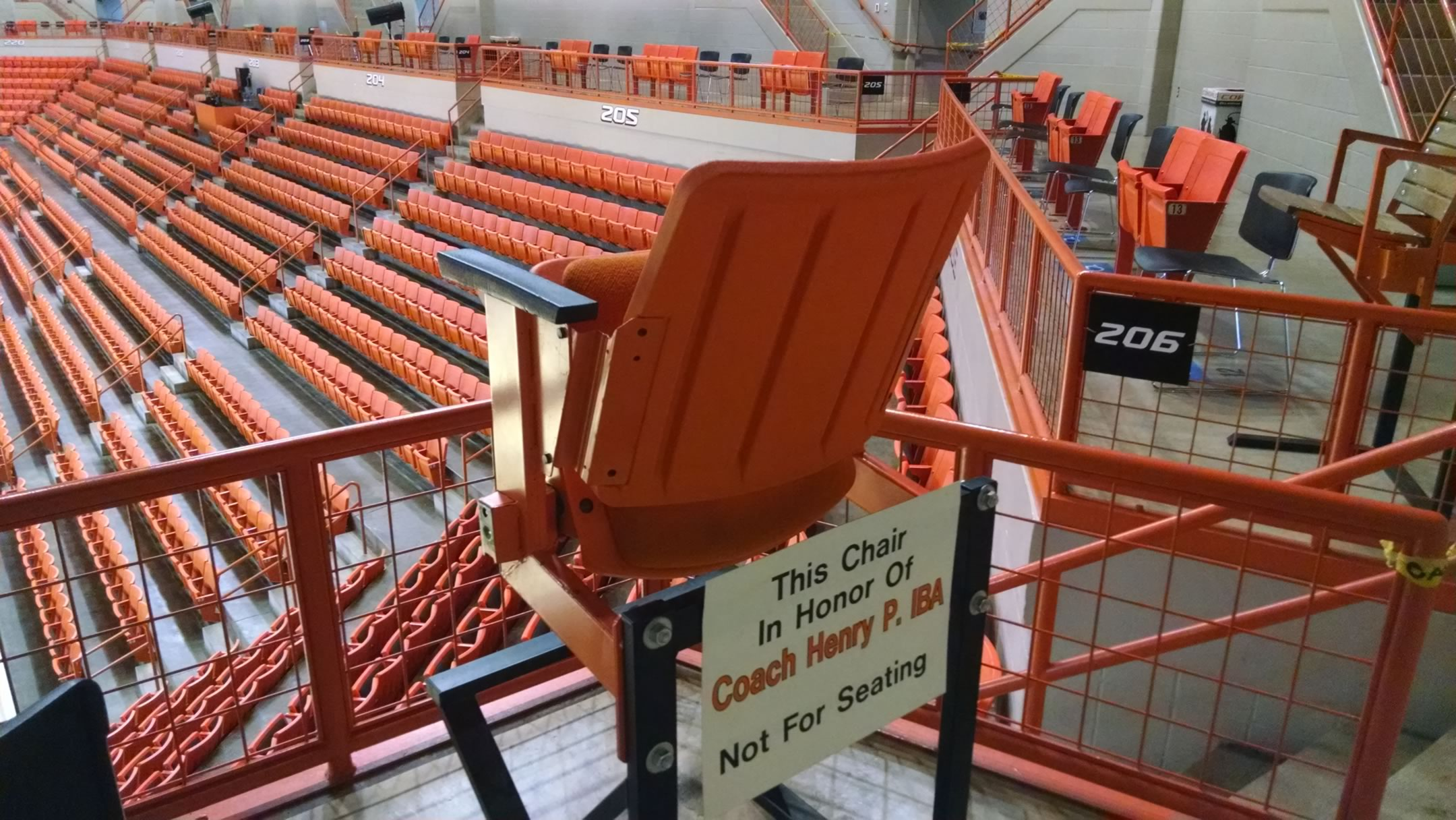 Gallagher Iba Arena Oklahoma St Seating Guide