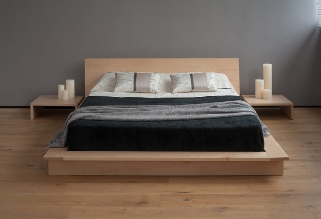 Low Nightstand For Platform Bed Ikea Malm Bed With
