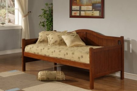 Rustic Daybed With Trundle Bed Amp Headboards