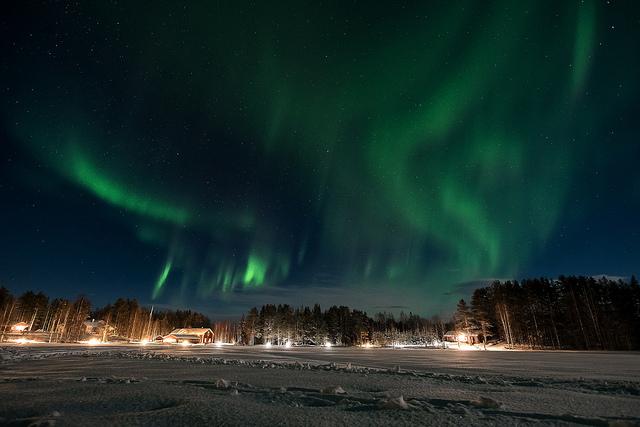Unilad Adventure Northern Lights