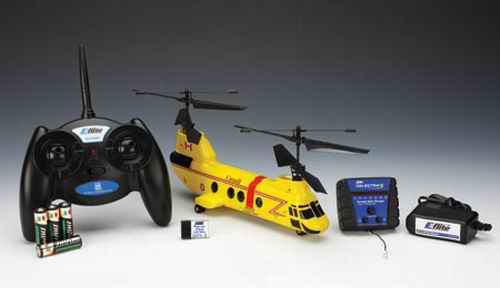 Helicopter Kits Person 2