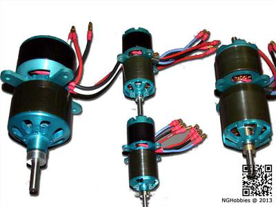 Himax Cr3516 1030 Contra Rotating Motors Rcmodelscout