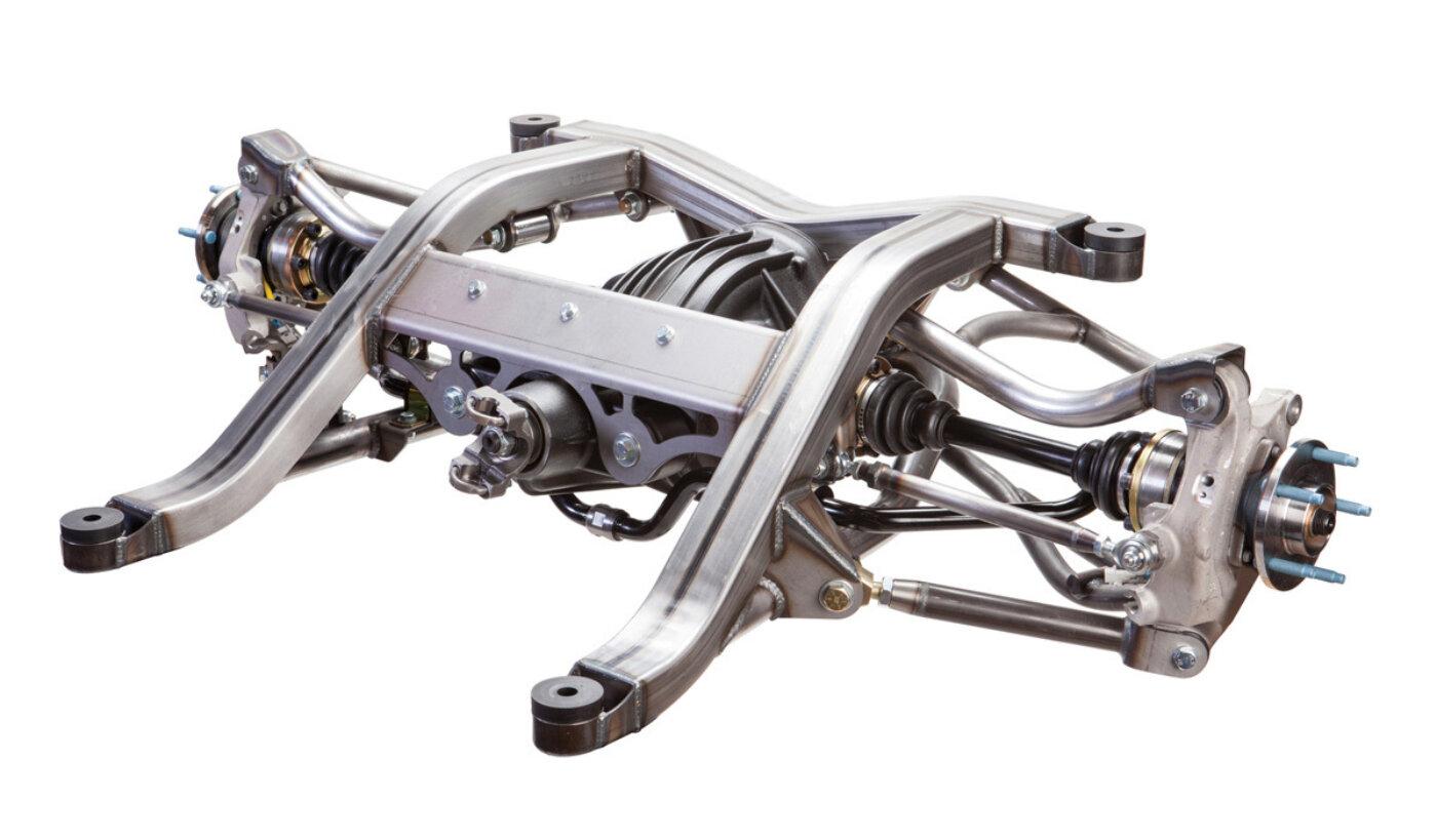 Ss Back Camaro 2014 Corsa Axle