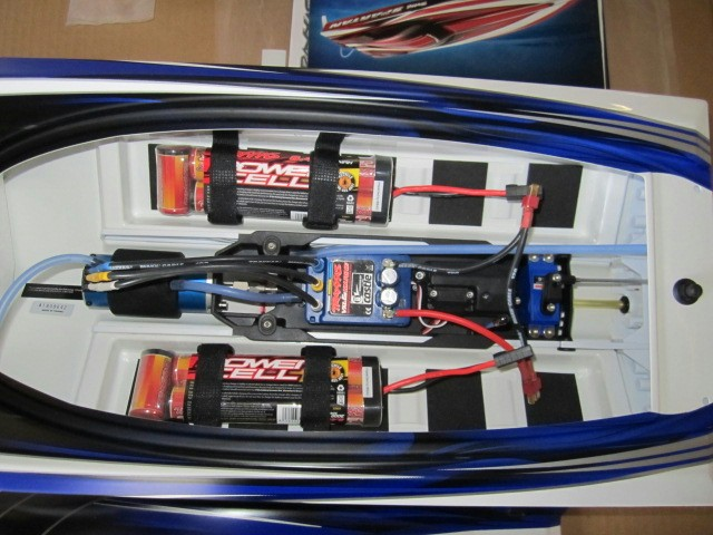 Traxxas Spartan 36 Quot Deep V Brushless Boat R C Tech Forums