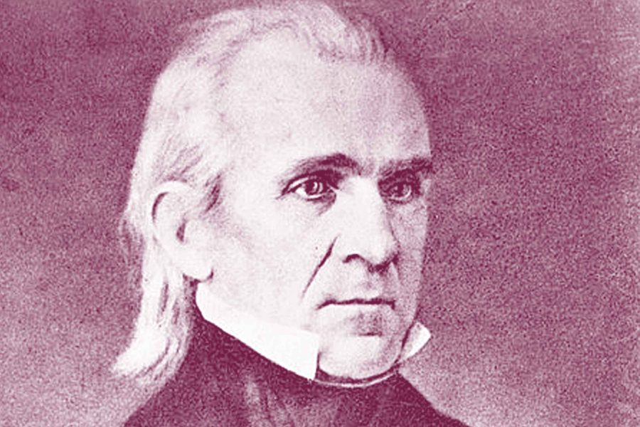 Presidential Trivia  Surprising Talents of U S  Presidents     James K  Polk was a lover of brandy