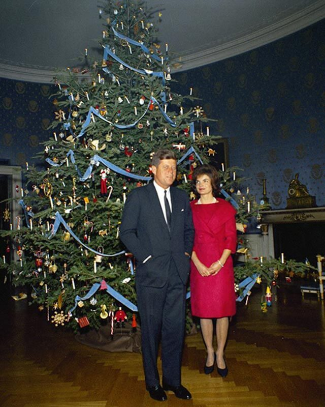 White House Christmas Tree Festive Facts Reader S Digest