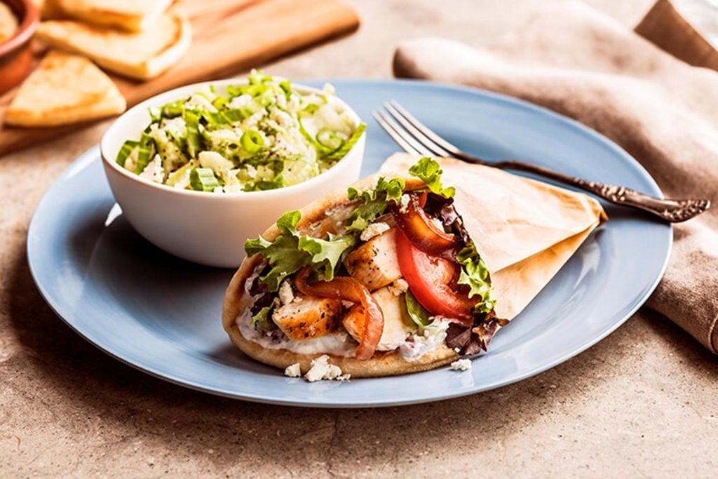 Eating Healthy Fast Food Restaurants
