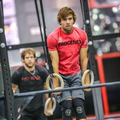 Alexandre Caron will likely be on the CrossFit Video games 2018.