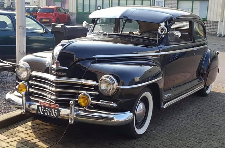 1948 Plymouth Special Deluxe 4 Door