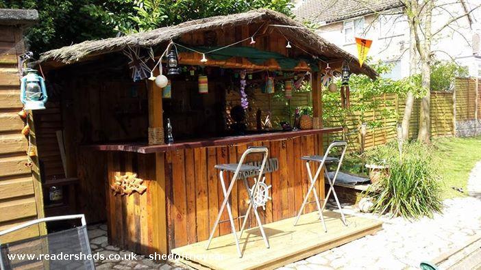 Payne S Tiki Bar Pub Entertainment From Bottom Of The