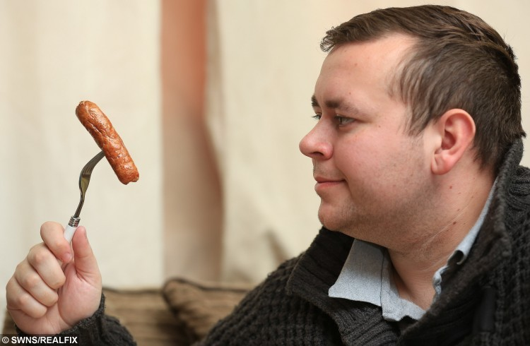 Dad begs for help to go cold turkey from sausage and chips ...