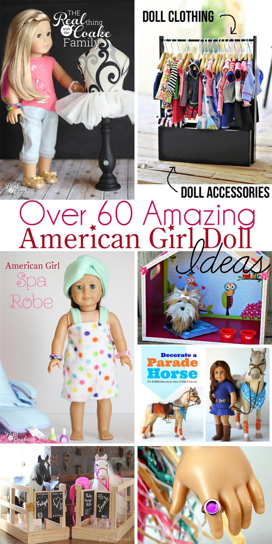 Fun Your American Girl Doll Crafts