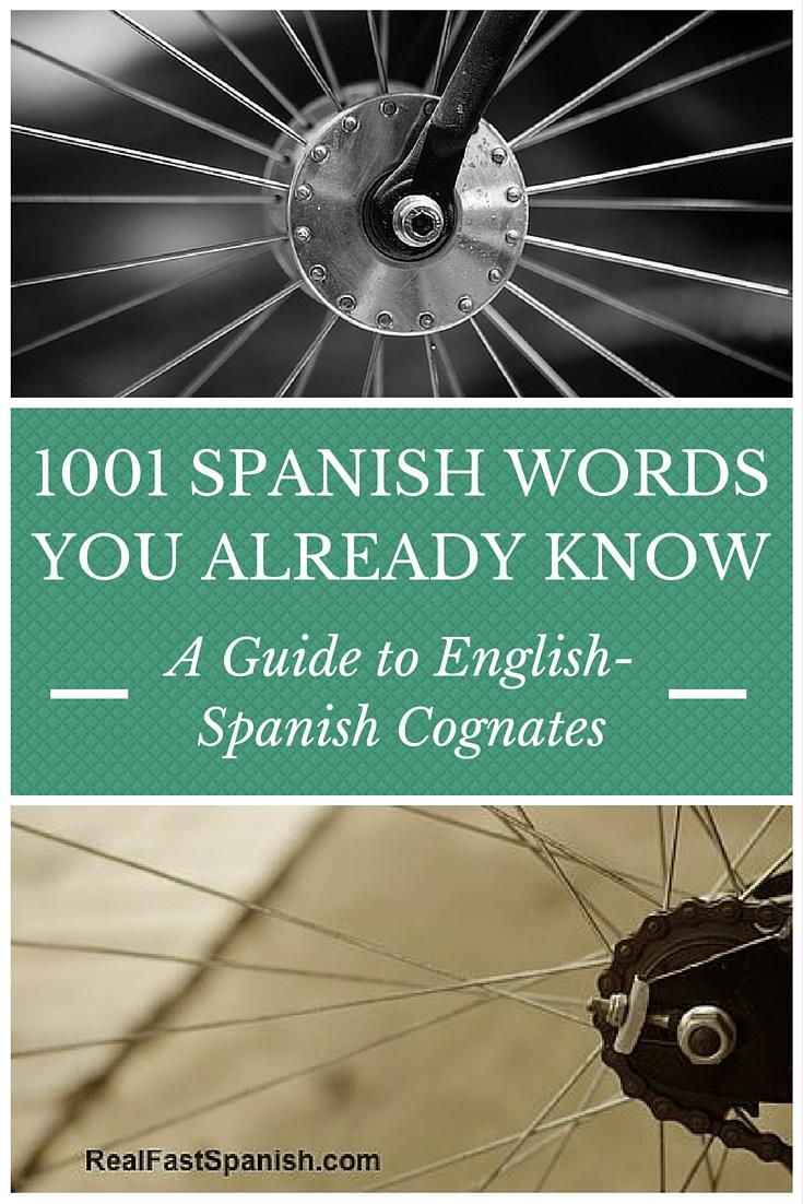 1000 Spanish Words Know