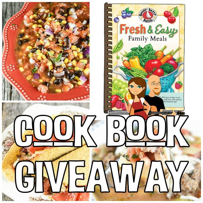 Check out the new Gooseberry Patch Cookbook Fresh & Easy Meals!