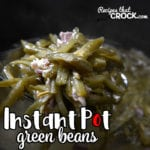 If you have an Instant Pot and you love green beans, then you simply must try this recipe for Instant Pot Green Beans! Just like Gramma used to make, only faster!