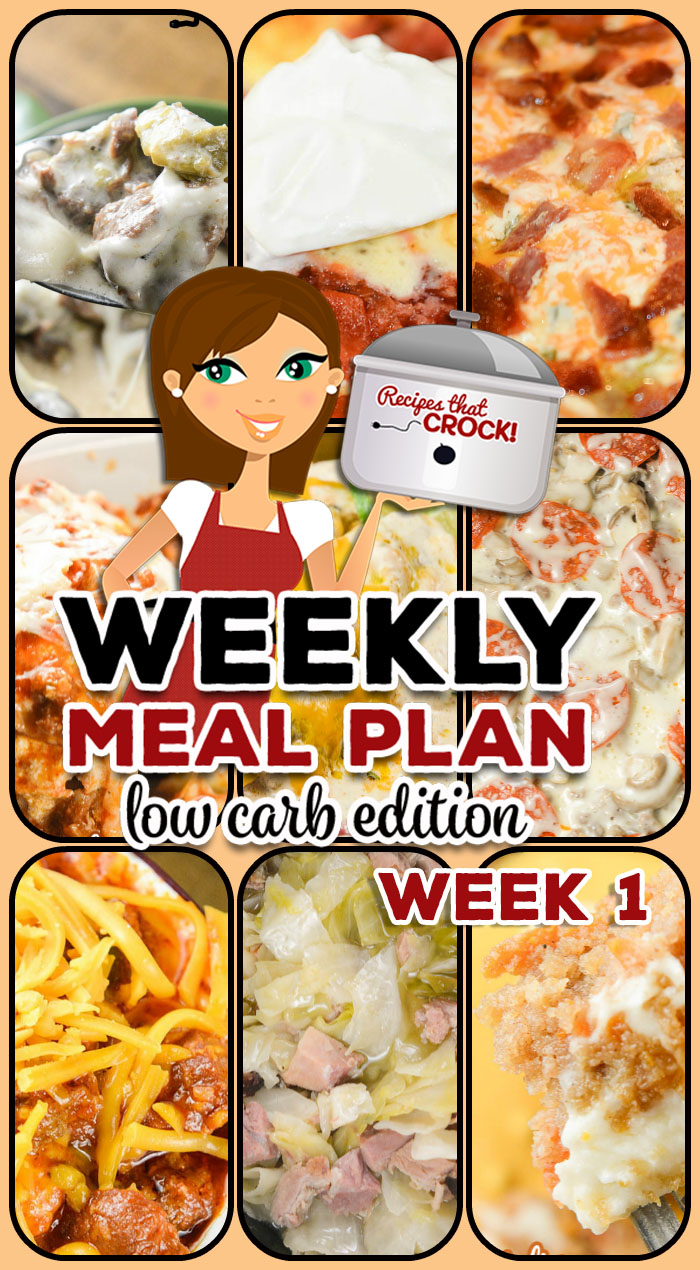 Are you looking for good low carb crock pot recipes? This week's Low Carb Crock Pot Menu includesCrock Pot Chili Dog Casserole, Crock Pot Ham and Cabbage,Electric Pressure Cooker Philly Cheesesteak Soup,Crock Pot Fiesta Lime Chicken, Crock Pot Pizza and more!