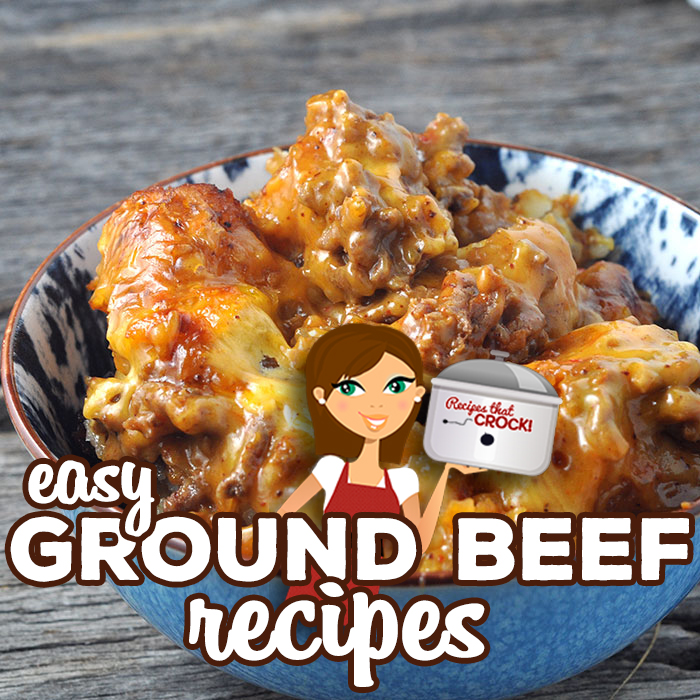 Are you looking for Easy Ground Beef Recipes for your crock pot, instant pot, air fryer or oven? Here is a list of our tried and true favorites including low carb dishes like Stuffed Pepper Soup, Taco Chili and Crustless Pizza, as well as kid-friendly recipes such as Chili Mac Casserole, Sloppy Joe Soup and Taco Tater Tot Casserole