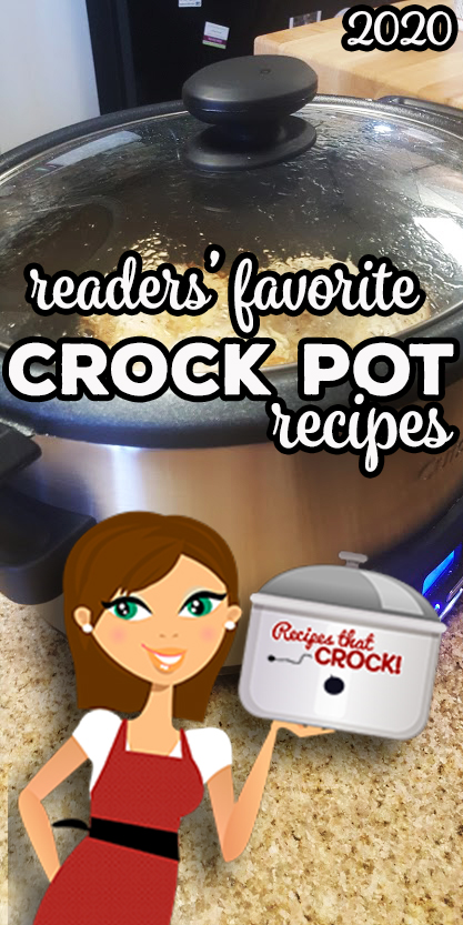 Our readers turned to these easy crock pot recipes in 2020.  Easy to make slow cooker comfort food remained our readers' favorite dishes. via @recipescrock
