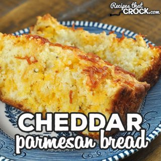 This Cheddar Parmesan Bread Oven Recipe is absolutely delicious and easy enough to throw together that a novice can make it! Such a crowd pleaser!