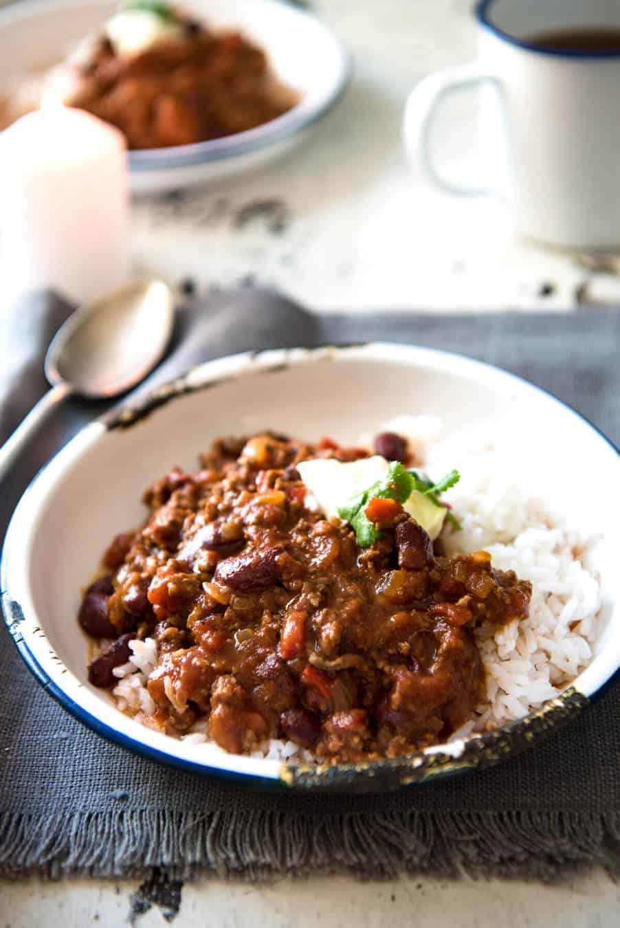 Chilli Con Carne Recipetin Eats